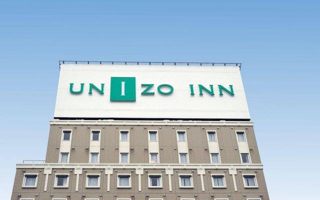 Hotel Hokke Inn Hatchobori вид на фасад