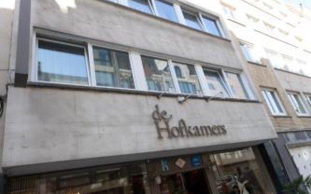 Отель De Hofkamers Бельгия, Остенде - отзывы, цены и фото номеров - забронировать отель De Hofkamers онлайн вид на фасад
