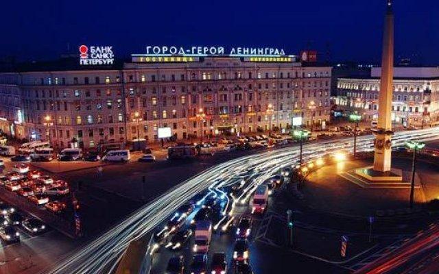 Отель GoodRest на Канале Грибоедова Санкт-Петербург вид на фасад