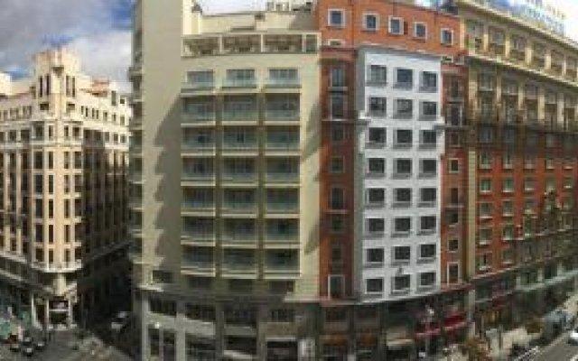 Отель Rincon de Gran Via вид на фасад