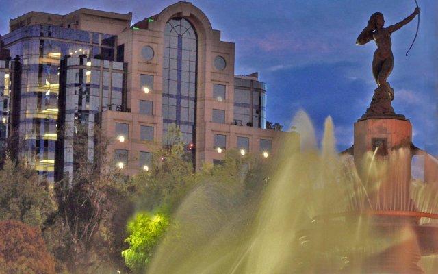 Отель Marquis Reforma Мексика, Мехико - отзывы, цены и фото номеров - забронировать отель Marquis Reforma онлайн вид на фасад