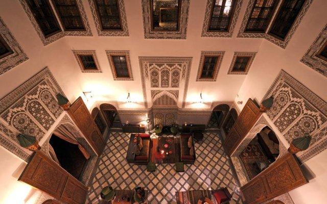 Отель Riad au 20 Jasmins Марокко, Фес - отзывы, цены и фото номеров - забронировать отель Riad au 20 Jasmins онлайн вид на фасад