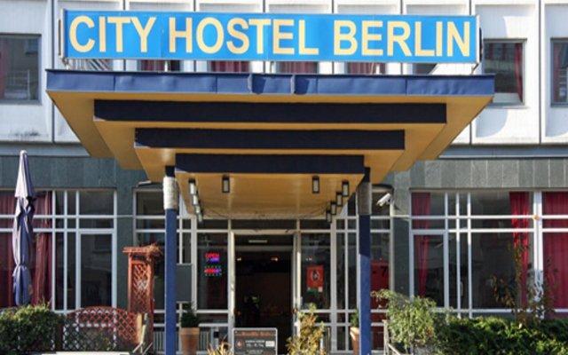 Отель Cityhostel Berlin вид на фасад