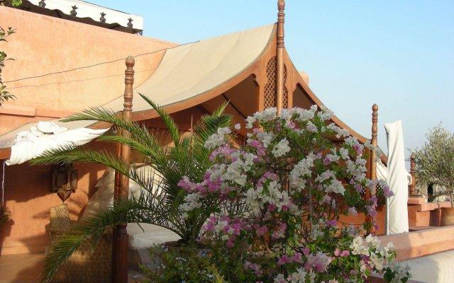 Отель Riad Monika Марокко, Марракеш - отзывы, цены и фото номеров - забронировать отель Riad Monika онлайн вид на фасад