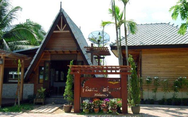 Отель Baan Pakgasri Hideaway Ланта вид на фасад
