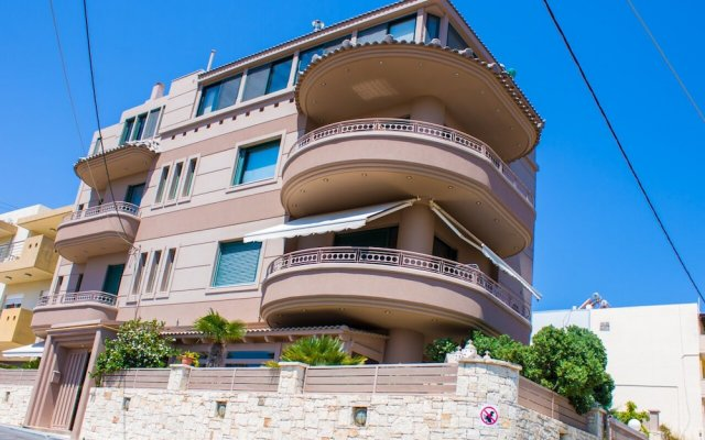 Penthouse City Apartment