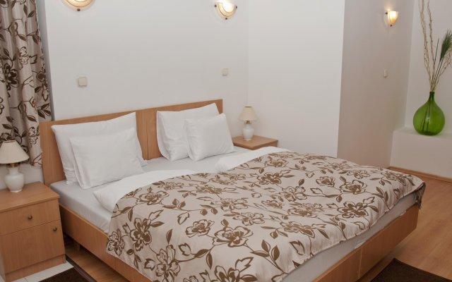 Esprit Hotel Budapest комната для гостей