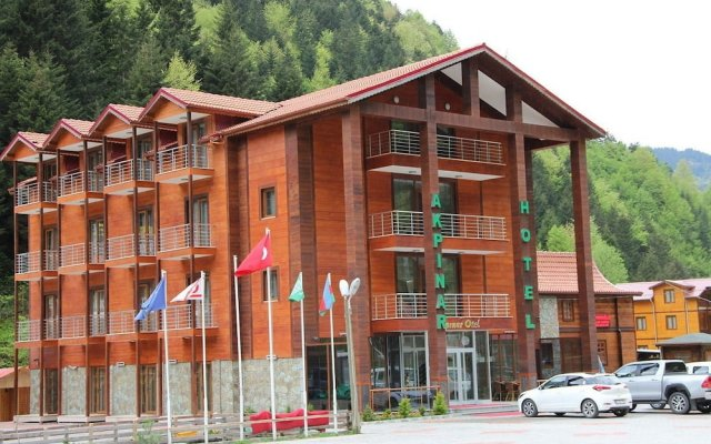 Akpinar Hotel Турция, Узунгёль - отзывы, цены и фото номеров - забронировать отель Akpinar Hotel онлайн вид на фасад