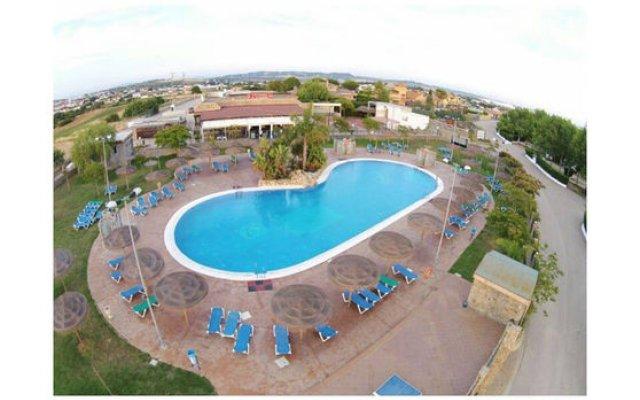 Отель Camping La Rosaleda Испания, Кониль-де-ла-Фронтера - отзывы, цены и фото номеров - забронировать отель Camping La Rosaleda онлайн бассейн