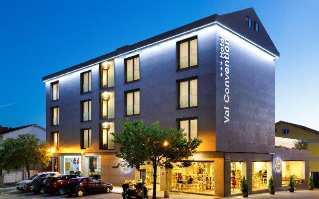 Отель Val Convention Испания, Нигран - отзывы, цены и фото номеров - забронировать отель Val Convention онлайн вид на фасад