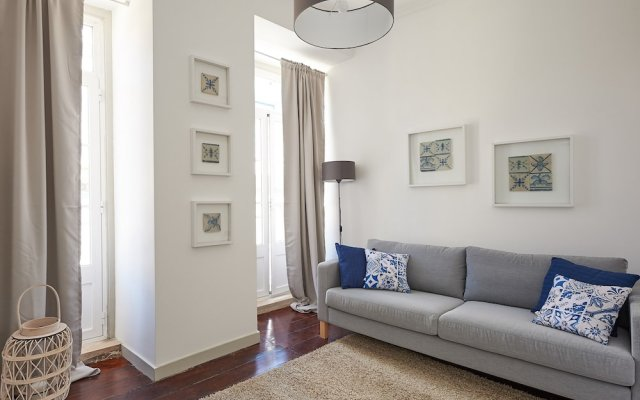 Отель Love inn Bairro Alto 3 комната для гостей