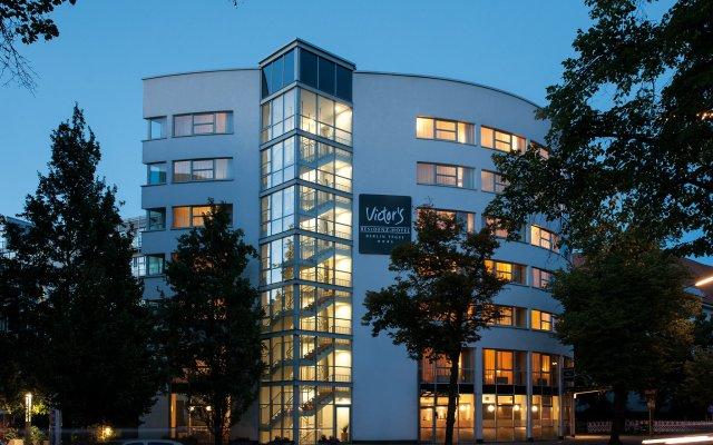 Victor's Residenz-Hotel Berlin Tegel вид на фасад