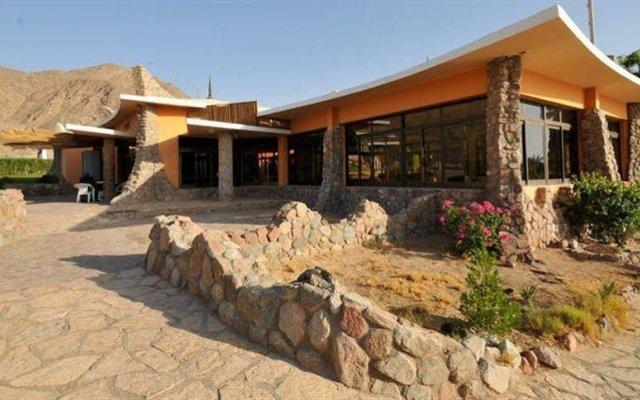 Отель Helnan Taba Bay Resort вид на фасад