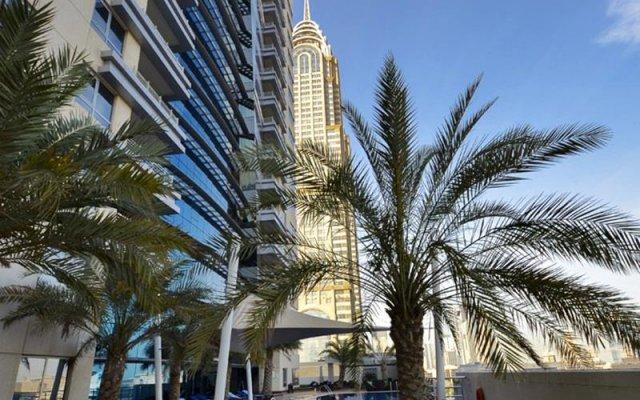 Al Salam Grand Hotel Apartment вид на фасад