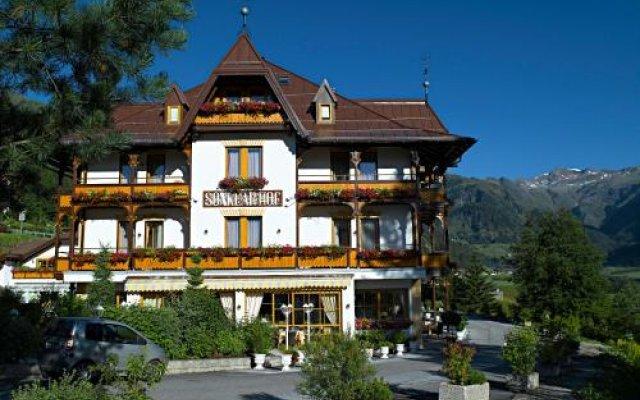Hotel Sonklarhof Рачинес-Ратскингс вид на фасад