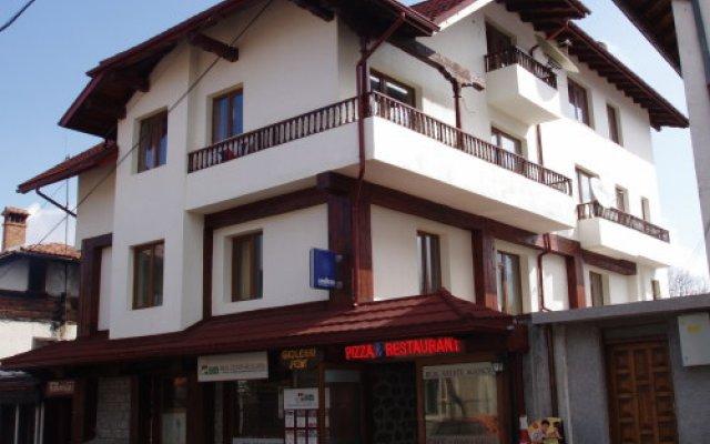 Panorama Family Hotel Банско вид на фасад