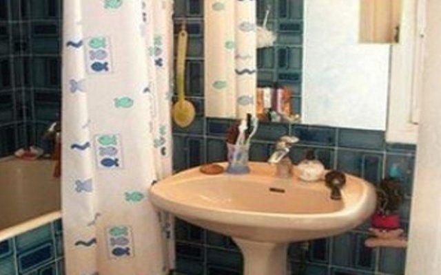 Отель Bed And Breakfast Buttes Chaumont 2 Париж ванная