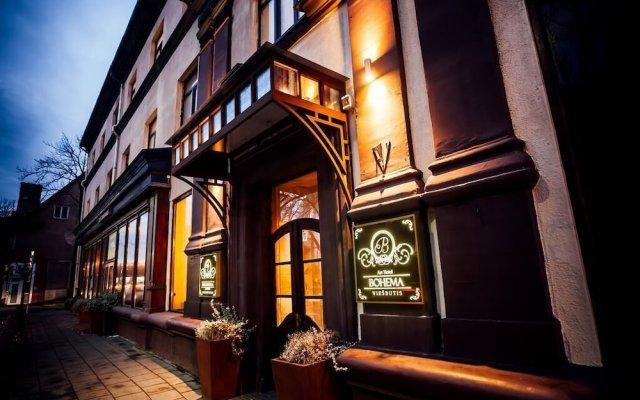 Отель Арт-отель «Богема» Литва, Клайпеда - отзывы, цены и фото номеров - забронировать отель Арт-отель «Богема» онлайн вид на фасад