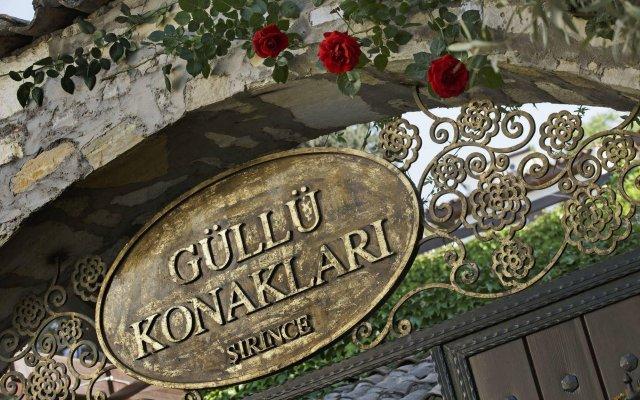 Отель Güllü Konaklari вид на фасад