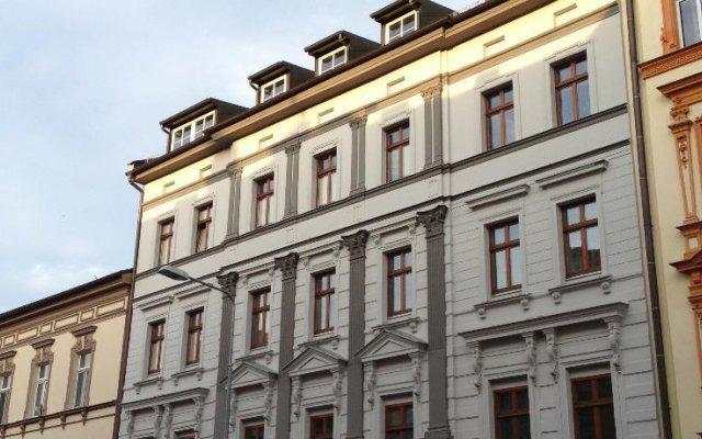Отель Penzion u Vlčků Чехия, Хеб - отзывы, цены и фото номеров - забронировать отель Penzion u Vlčků онлайн вид на фасад