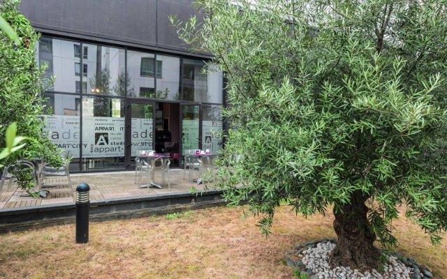 Appart'City Confort Paris Grande Bibliotheque