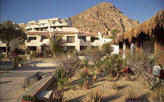 Отель Solmar Resort вид на фасад
