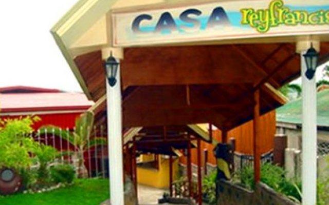 Отель Casa Reyfrancis Pension House Филиппины, Тагбиларан - отзывы, цены и фото номеров - забронировать отель Casa Reyfrancis Pension House онлайн вид на фасад