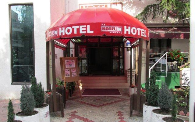 Hotel N вид на фасад