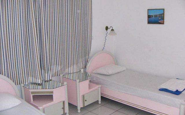 Апартаменты Blue Beach Villas Apartments комната для гостей