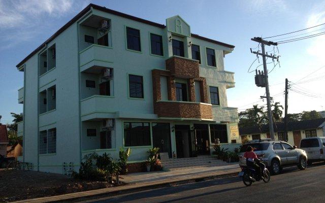 Отель Baan Sasipat Таиланд, Краби - отзывы, цены и фото номеров - забронировать отель Baan Sasipat онлайн вид на фасад
