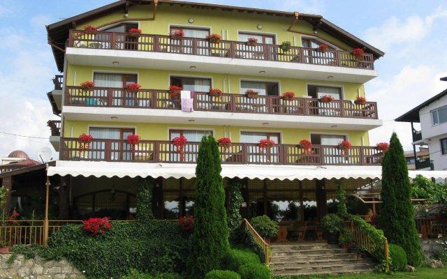Margarita Hotel вид на фасад