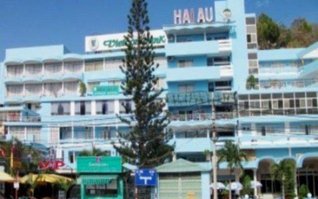 Отель Hai Au Hotel Вьетнам, Вунгтау - отзывы, цены и фото номеров - забронировать отель Hai Au Hotel онлайн вид на фасад