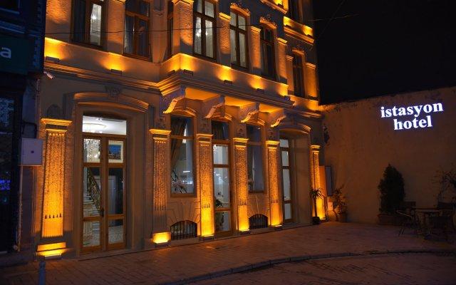 Отель İstasyon