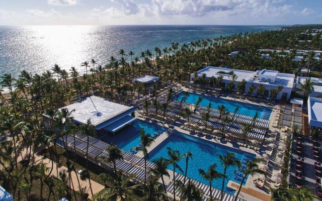 Отель Riu Bambu All Inclusive Доминикана, Пунта Кана - отзывы, цены и фото номеров - забронировать отель Riu Bambu All Inclusive онлайн вид на фасад