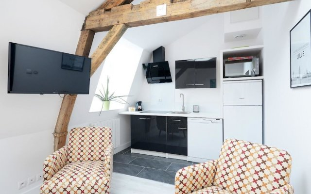 Appartements Hotel Euralille 0