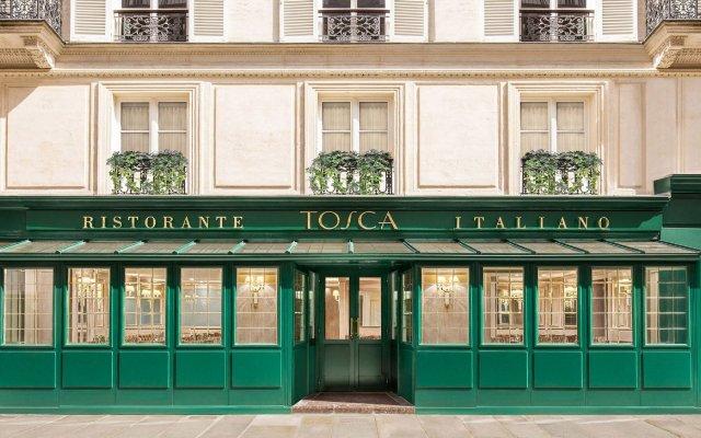 Отель Hôtel Splendide Royal Paris вид на фасад