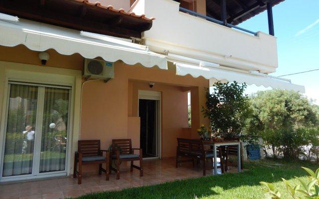 Отель Kripis House Греция, Пефкохори - отзывы, цены и фото номеров - забронировать отель Kripis House онлайн вид на фасад