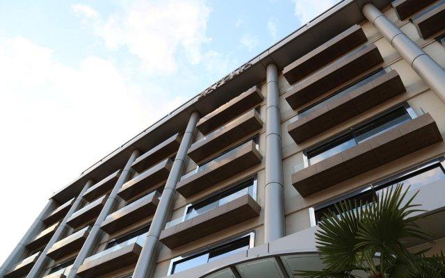 Athens Zafolia Hotel вид на фасад