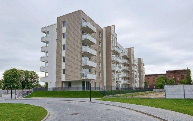 Отель Apartinfo Apartments - Sadowa Польша, Гданьск - отзывы, цены и фото номеров - забронировать отель Apartinfo Apartments - Sadowa онлайн вид на фасад