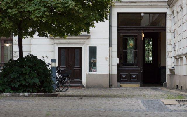 Hotel Tiergarten Berlin вид на фасад