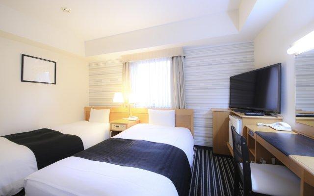 Отель APA Hotel Nishiazabu Япония, Токио - отзывы, цены и фото номеров - забронировать отель APA Hotel Nishiazabu онлайн комната для гостей