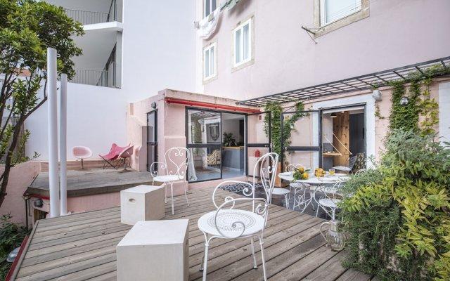 Отель La Petite Maison de Lapa Португалия, Лиссабон - отзывы, цены и фото номеров - забронировать отель La Petite Maison de Lapa онлайн