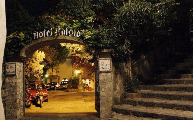 Отель Rufolo Италия, Равелло - отзывы, цены и фото номеров - забронировать отель Rufolo онлайн вид на фасад