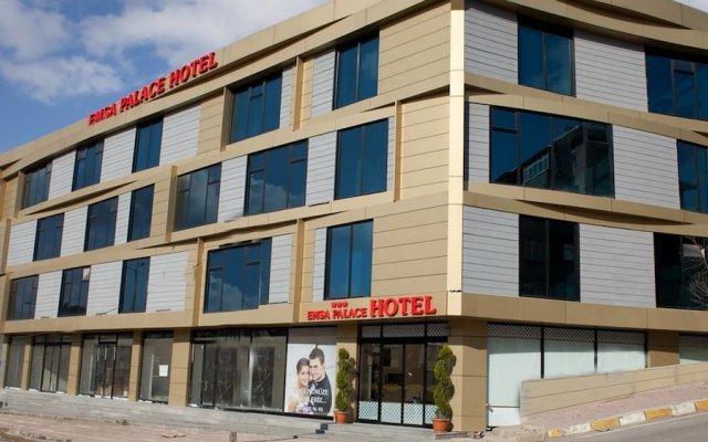 EMSA Palace Hotel Турция, Гебзе - отзывы, цены и фото номеров - забронировать отель EMSA Palace Hotel онлайн вид на фасад