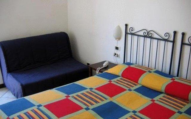 Aldebaran Hotel Сиракуза комната для гостей