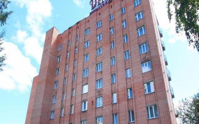 Гостиница ДерябинЪ вид на фасад
