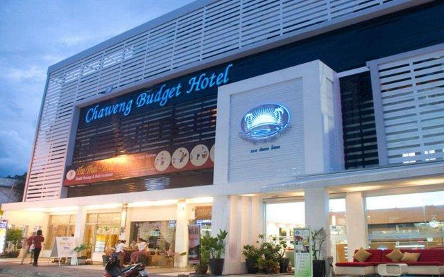 Chaweng Budget Hotel вид на фасад
