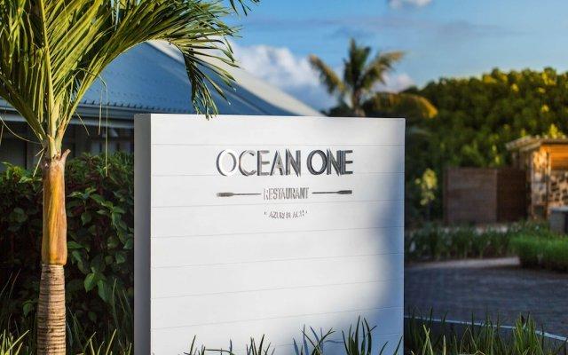 Отель Radisson Blu Azuri Resort & Spa вид на фасад