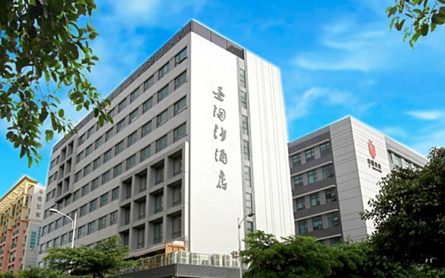 Sentosa Hotel Shenzhen Majialong Branch Шэньчжэнь вид на фасад