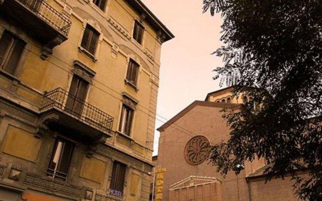 Отель XXII Marzo Италия, Милан - отзывы, цены и фото номеров - забронировать отель XXII Marzo онлайн вид на фасад